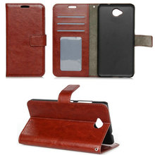 Buy fundas Microsoft Lumia 650 Cases Vintage Wallet Leather Case Nokia Lumia 650 Cover Luxury Flip Card Holder coque $ for $4.49 in AliExpress store