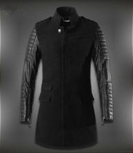 Parka homme mens jacket winter long wool cazadoras hombreerkek kaban mens leather jackets and coatsoutdoor brand motorcycle(China (Mainland))