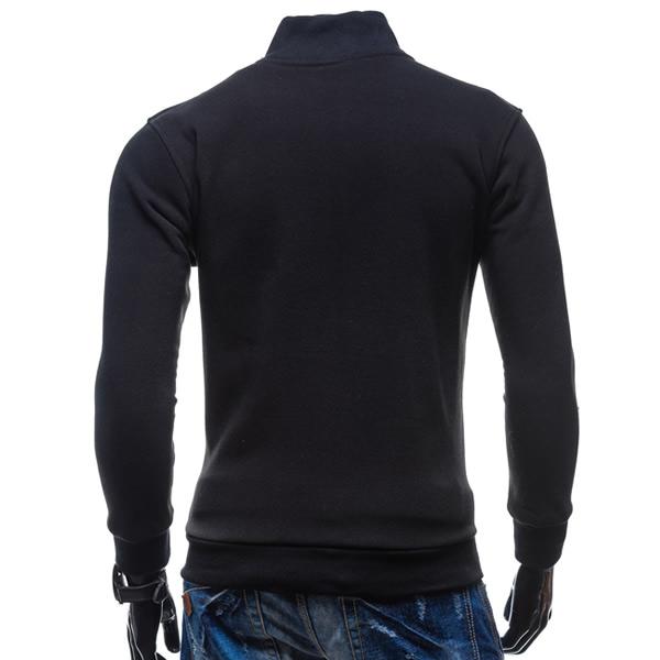 [ Yyw ] толстовки люди толстовки 2015 мода марка хлопок осень мужская Sportwear уменьшают подходящие костюмы Sudaderas хомбре