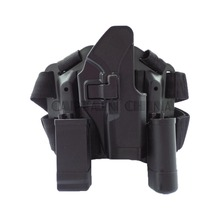Tactical Holster GLOCK Military Hunting Thigh Leg Glock 17 19 23 32 36 - Captains China Outdoor Product Store store