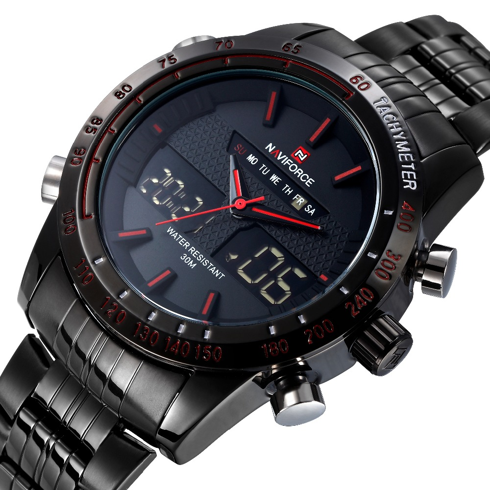 Buy brand naviforce watches men luxury for What watch to buy