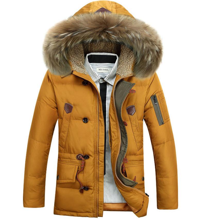 free shipping 2015 AFS JEEP  winter down jacket men M-3XL 90% duck jacket warm parka men brand 2014 Down &amp; Parkas 185Одежда и ак�е��уары<br><br><br>Aliexpress