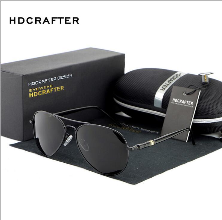 2016 Man Polarized Aviatation Sunglasses Oculos Fashion Brand Designer UV Protect Women Sun Glasses Male Driving Fishing Eyewear(China (Mainland))