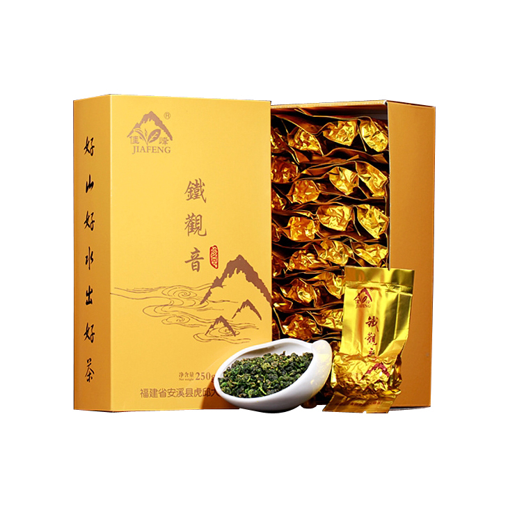 Гаджет  Wholesale 2015 Jiafeng Tieguanyin Spring Tea 250g Special Grade Aroma Oolong Tea None Еда