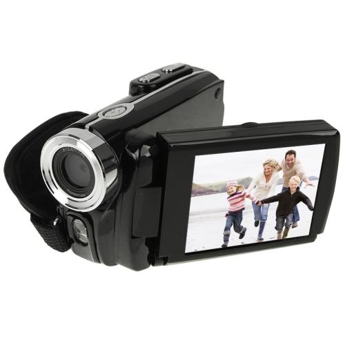 Fashion T90 Solar Energy 3.0 inch Touch TFT LCD Screen16X Zoom DV Digital Video Camera Interpolation 16.0 Mega Pixels Sensor(China (Mainland))