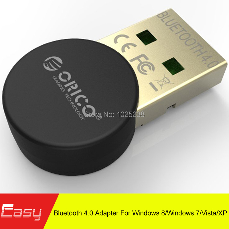4 Colors New USB 2.0/3.0 mini Bluetooth 4.0 wireless WIFI dongle adapter receiving range 20m for PC/laptop