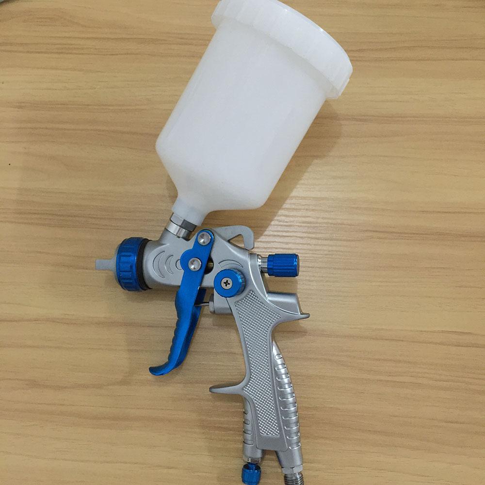 SAT0088 free shipping silver mirror wheel chrome plating spray gun high pressure professional air gun hvlp<br><br>Aliexpress