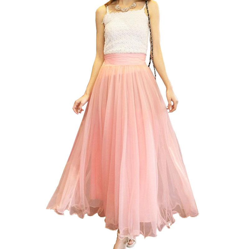 get cheap flowy skirt aliexpress