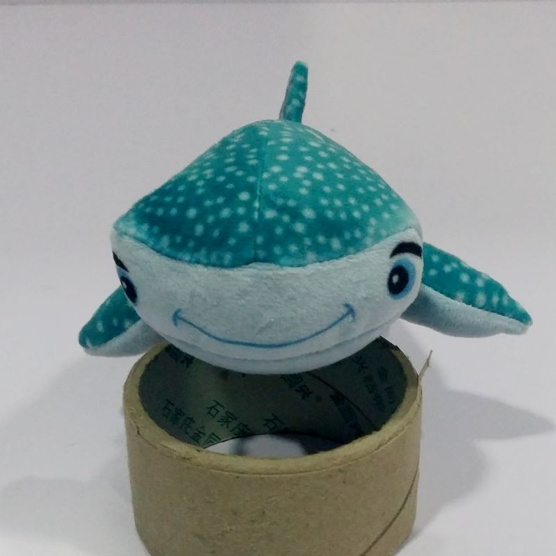 Original Finding Dory Destiny Whale Shark Soft Cute Kawaii Stuff Plush Toy Baby Birthday Gift 22cm(China (Mainland))