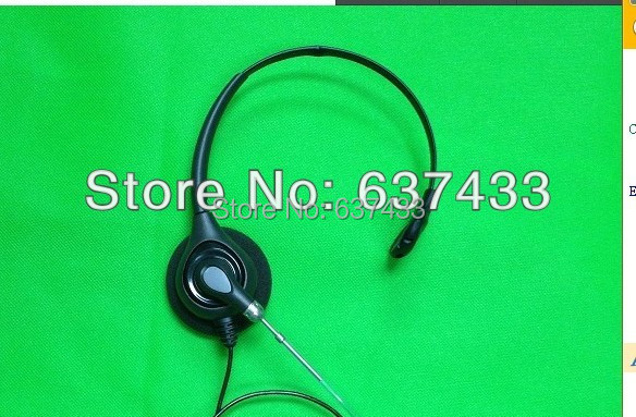 HW60P Telephone VOIP Microphone phone Headphone headset for PLT PLX M10 M12 M22 & Cisco 7941G 7945 7960G(China (Mainland))