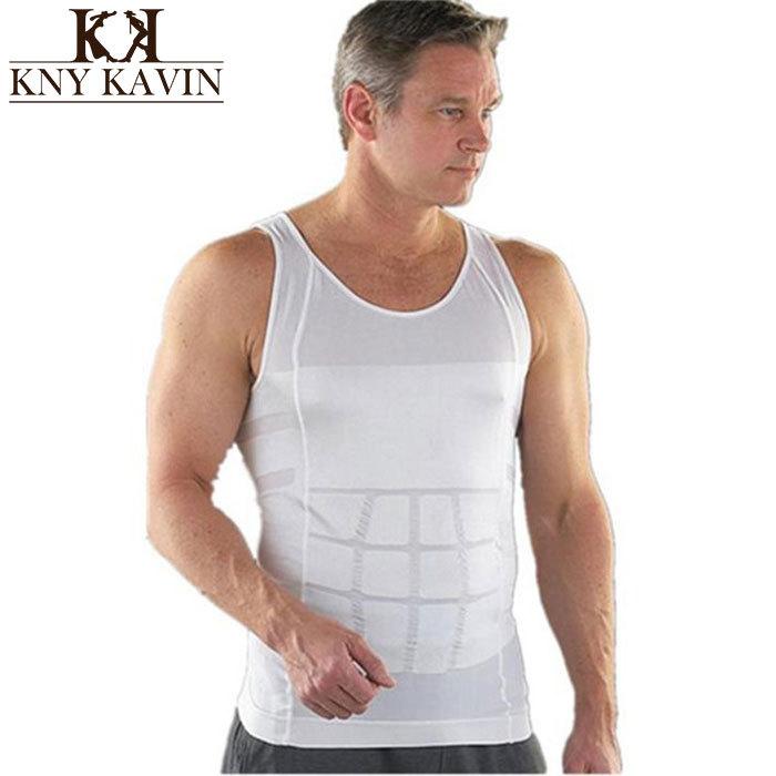 Men's Slimming Body Shaper Men TV shopping waist and ...