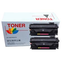Buy 2 Black CE505A 05A 05 505A 505 toner Compatible HP Laserjet P2035 P2035N P2055D 2055DN 2055X P2055 Pro 400 M401D M401DN M425D for $56.00 in AliExpress store