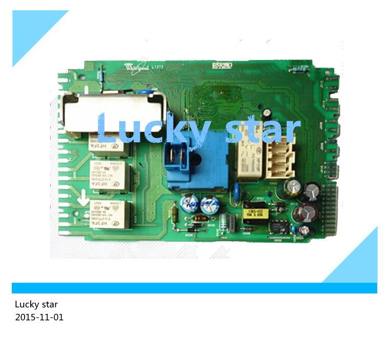 Фотография 95% new good working High-quality for Whirlpool washing machine Computer board AWOE 9558 461974489191 board