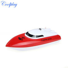 New charging outdoor toys radio control RC 4 Channels Waterproof  Mini speed boat Airship  CP802 as gift for children(China (Mainland))