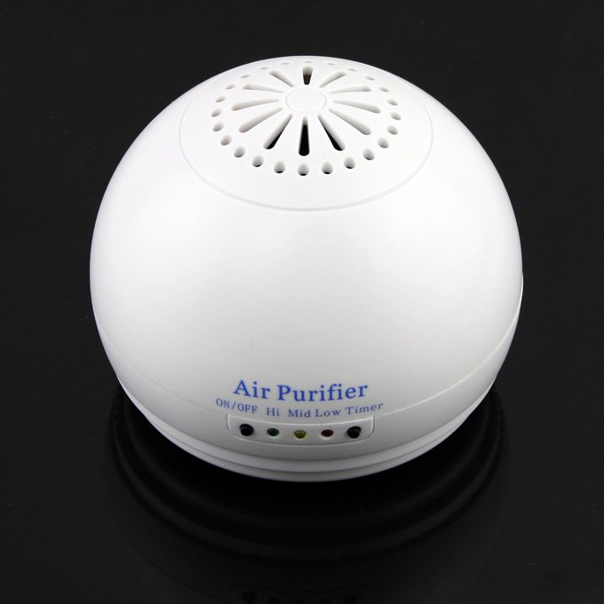 Portable Negative Ion Ionic Fresh Air Purifier Cleaner(China (Mainland))