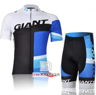 Free shipping! GIANT 2012 #3 racing team cycling jersey shorts short sleeve jerseys pants bike bicycle riding wear set
