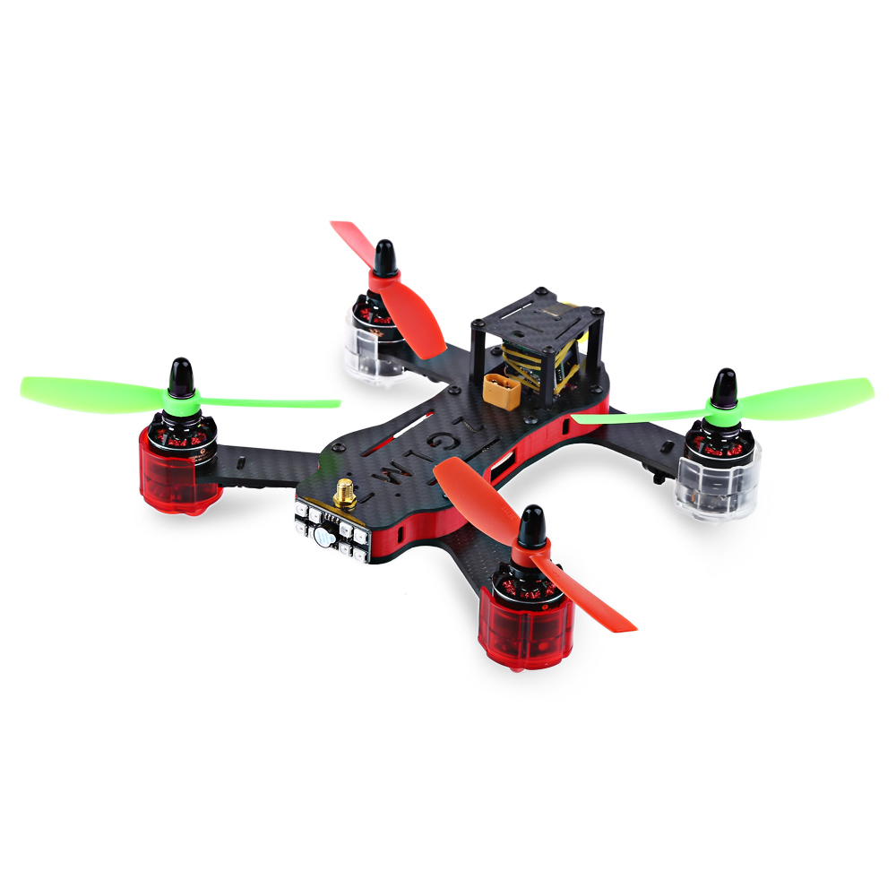 REDCON Phoenix 210 DIY Quadcopter with 976 x 582 CAM 5.8G FPV Almost-ready-to-fly Version Transmitter not Included(China (Mainland))