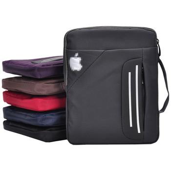 Сумки для ноутбуков , пригодный для iPad iPad воздуха 2 портативный прочный женщины мужчины ноутбука ноутбук планшет сумка mochila bolsos portátil 010