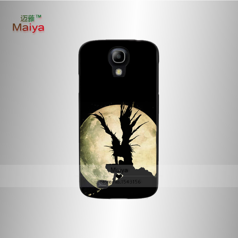 Death Note Plastic Protective Shell Skin Bag Case For galaxy s4 I9500 Cases(China (Mainland))