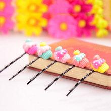Lady Women Baby Cute Lovely Fruit Heart Hairclip Sweet Special Headband(China (Mainland))