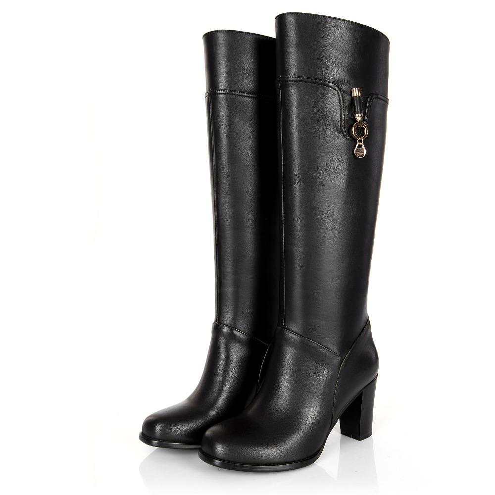 simpok winter knee high boots for femininas 2014 soft