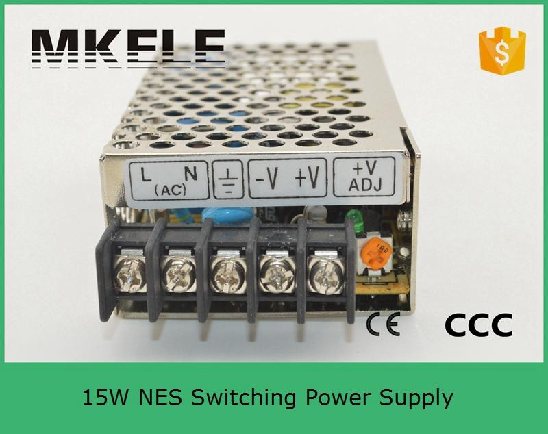 new product high quality single output high efficiency 12v 15w NES-15-12 1.3A 15W with CE approved<br><br>Aliexpress