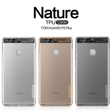 Original Nillkin Hauwei P9 Plus Cover Case Hight Quality Ultra Thin Transparent TPU Back - HON ELECTRONICS CO LTD store