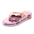New Women Flip Flops Wedges Platform Slippers For Women Waterproof Flowers Bowtie Thick Bottom Beach Sandals