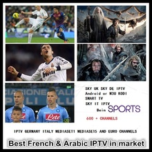 IPTV Subs One Year For Android KODI Smart TV M3U SKY IT Mediaset Premium SKY UK SKY DE Beispoart OSN France Arabic Channels(China (Mainland))