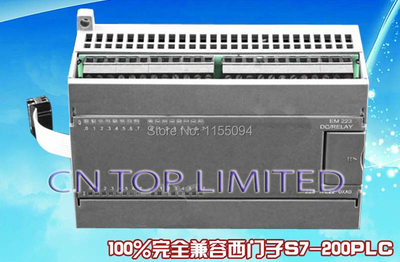 32channel digital input PLC switch expansion module EM221-I32 fully compatible with siemens s7-200