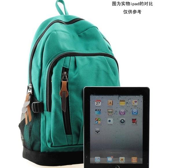 Unisex Canvas teenager School bag Backpack bags  women  bag /vintage backpacks for school /korean backpack