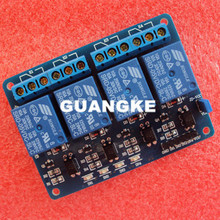 Buy 1pcs/lot 4 channel relay module 4-channel relay control board optocoupler. Relay Output 4 way relay module arduino for $1.78 in AliExpress store
