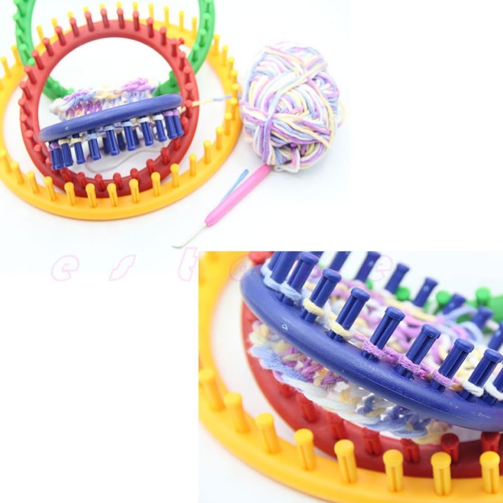 circle knitting loom instructions