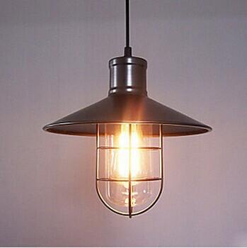 1 Light 60W Retro Loft Style Edison Bulbs Vintage Industrial Pendant Light,For bar home living lights,Bulb Included<br><br>Aliexpress