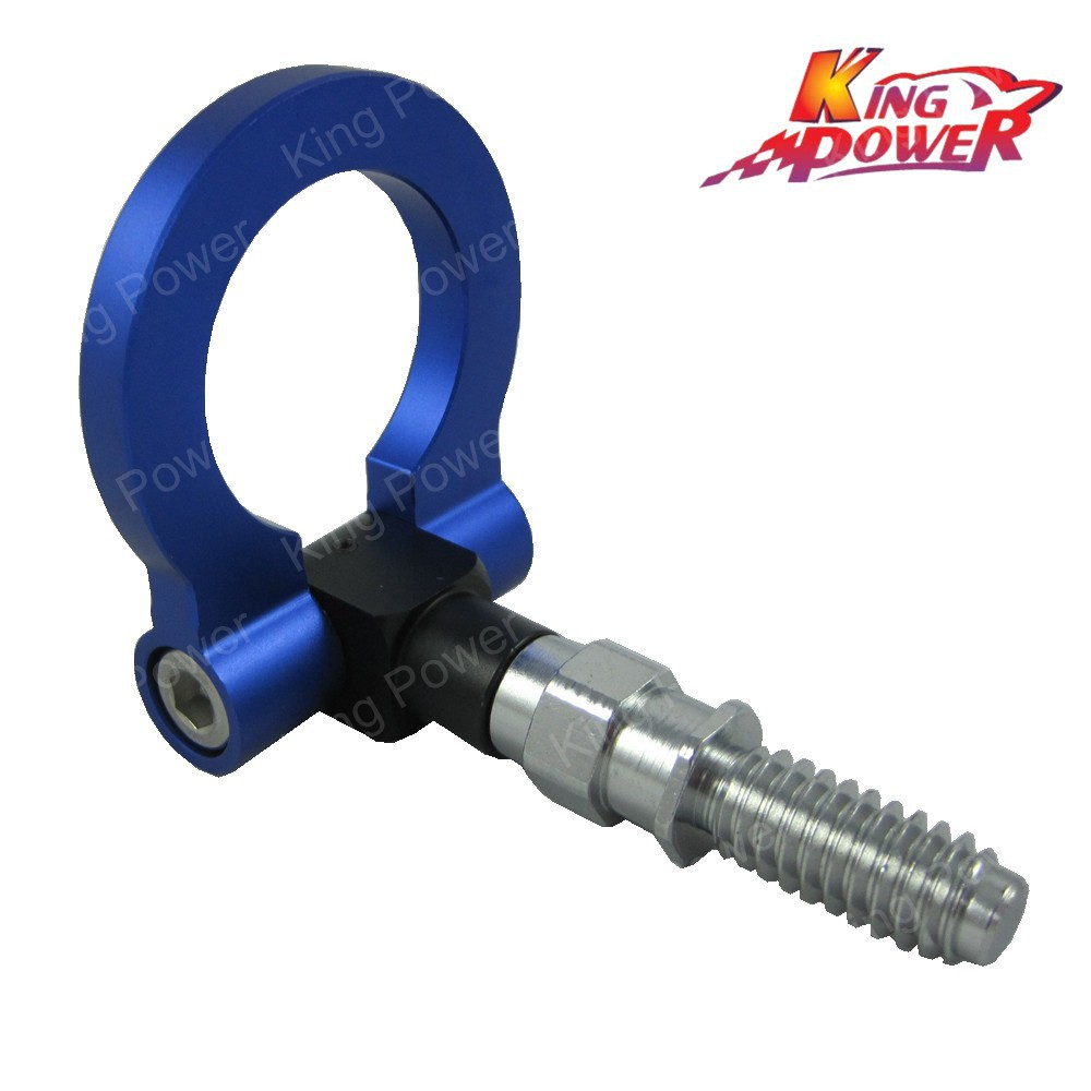 kKP-BLUE UNIVERSAL BENEN T2 RACING TOW HOOK BLUE CNC EUROPE RACING FIT FOR BMW M E46 E81 E30 E36 E90 E91 E92 E93 13 SERIES(China (Mainland))