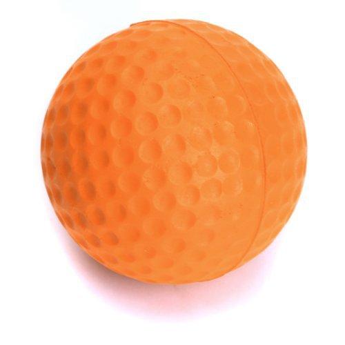 Brand New PU Golf Balls Golf Training Soft Foam Balls Practice Ball - Orange(China (Mainland))