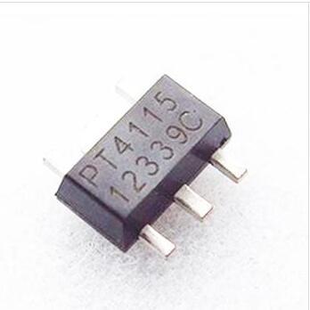 Hot sales 10Pcs PT4115 4115 SOT-89 LED Drive Power IC NEW(China (Mainland))