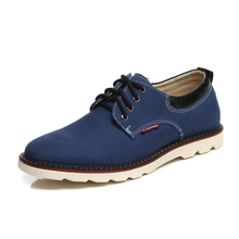Fashion breathable brand shoes racer trainers denim canvas shoes men british style casual men shoes 2016 autumn max 47 yards(China (Mainland))