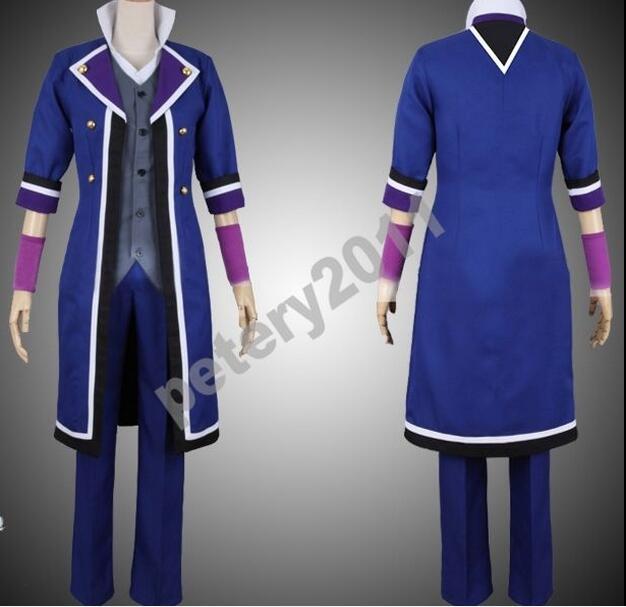 K Project Saruhiko Fushimi Cosplay Costume Halloween Clothes