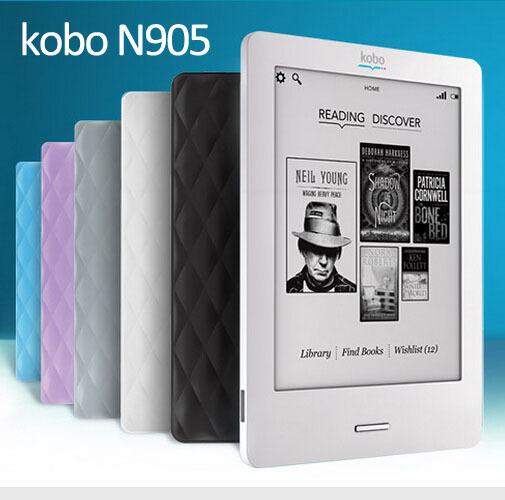 Kobo,6 inch, e-ink, ebook reader, touch screen,e book ,not glo, wifi,ereader,ink,e-book  free shipping(China (Mainland))