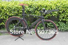 tt racing bike hot sale Carbon Fiber Time Trial bike frame carbon complete bicycle Fm018(China (Mainland))