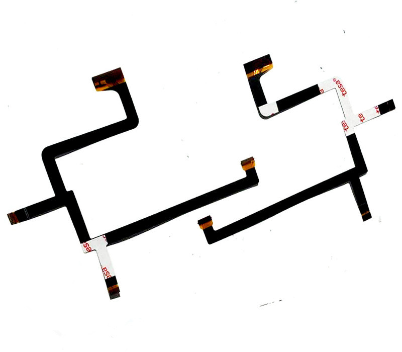 free shipping   flex ribbon cable replacement for dji phantom 2 vision plus gimbal camera