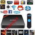 Smart TV Android Box NEXBOX A95X Amlogic S905X 2GB 16GB Quad Core 64bit 4K 2K 2