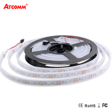 Buy WS2812 IC DC5V RGBW SMD 5050 LED Strip Light Waterproof IP67 30 60 LEDs/m 4m 5m LED Ribbon Ultra Bright High Flexible for $18.79 in AliExpress store