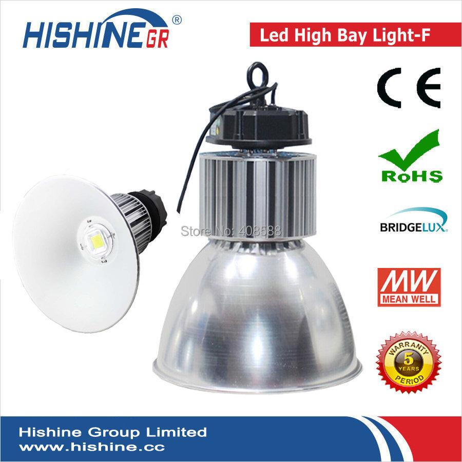 (7pcs/lot)Hishine Energy-saving 300W Led Warehouse Lighting Industrial High Bay Light 31500LM(China (Mainland))