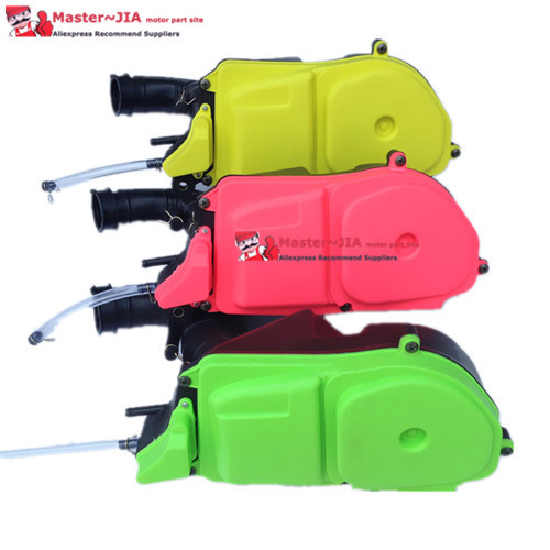 Pedal car air filter assembly refires gy6 125 air filter Apply to 152QMI 157QMJ(China (Mainland))