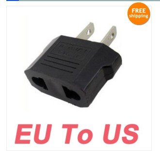 1 Euro EU US USA Universal Travel Power Plug Outlet Adapter Converters - Online Store 910478 store
