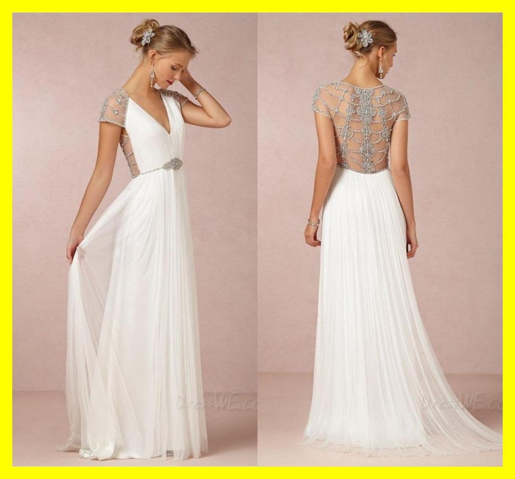 simple linen wedding dress in pure linen strapless sweetheart w ...