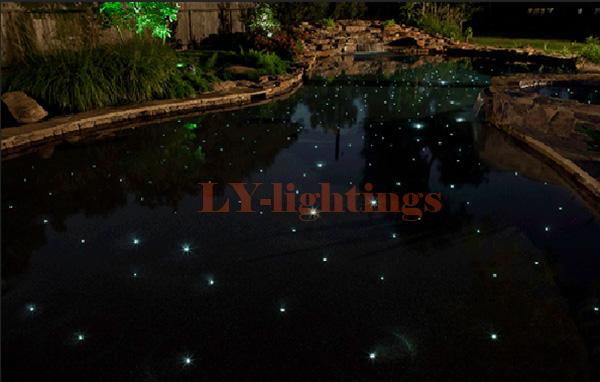 DIY bar/home decoration optic fiber light kit led engine+optical fibres RGB color change star ceiling RF remote - LY-Lightings store