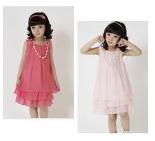 QZ-178,4 pcs/lot 2013 summer child dress fashion girl chiffon dress red and pink brand kid lace dress/tutu dress wholesale